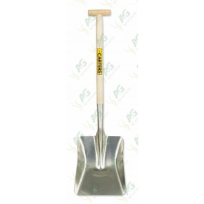 Square Mouth Shovel Aluminium