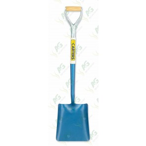 Square Mouth Shovel Forged, All Steel