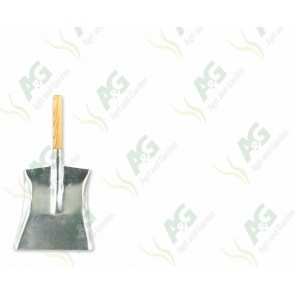 Galvanised Hand Shovel