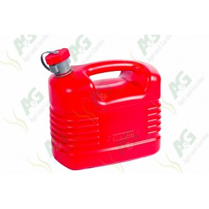 Fuel Can Plastic Hd 10 Litre