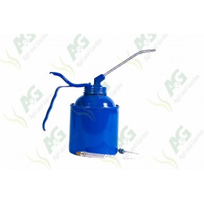 Oil Can Steel Brass Pump 500Ml