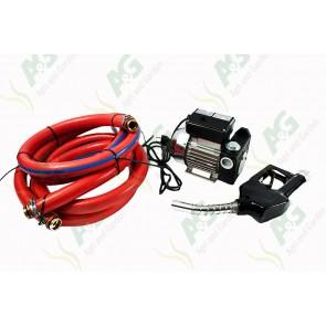 240V Diesel Pump 60L/Min Complete