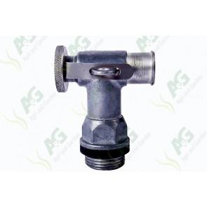 Oil Drum Tap Zinc Type 3/4 Bsp Lockable