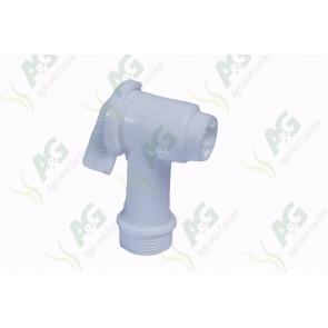 Oil Drum Tap Plastic 3/4 Inch Bsp Lockable
