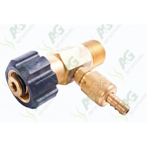 Adjustable Injector Coupling