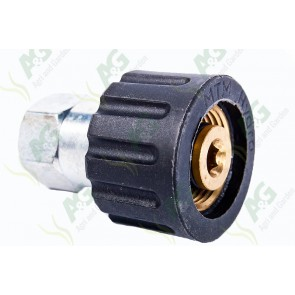 Power Wash Lance Screw Coupling Female