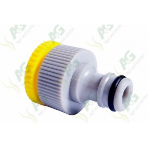 Fitting Tap Adaptor 1/2 - 3/4 Inch Reducer