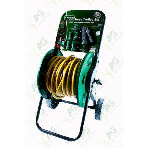 Garden Hose Trolley Kit complete