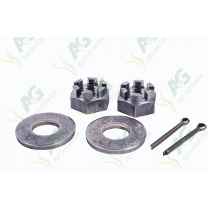 Axle Nut Castellated M20 X 1.5