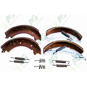 Trailer Brake Shoe Set (4Pc) C/W Springs 203 X 40mm Knott