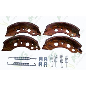 Trailer Brake Shoe Set (4Pc) C/W Springs Alko Type