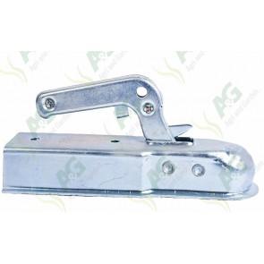 Trailer Hitch Pressed Steel 60mm Drawbar