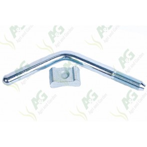 Pad And Handle Kit For Hu12 Hitch (3500Kg)