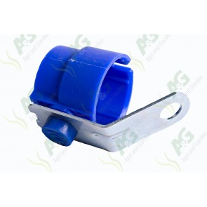 Plug Holder Knott Blue