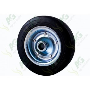Wheel 200mm Dia X 40mm Width, 20mm Centre