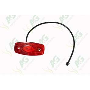 Front Marker Lamp Red Led