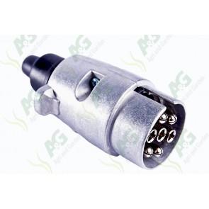 7 Pin Plug - Metal