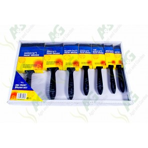 Paint Brush 7Pc