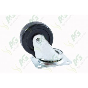 Castor Rubber Swivel 2 Inch