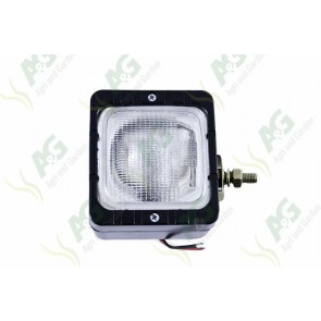 Work Lamp Square 12V