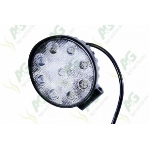 LED WORK LAMP 2160 LUMENS