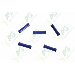 Blue Sleeve Terminal 4.5mm