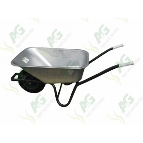 Wheel Barrow 90 Litre Galvanized