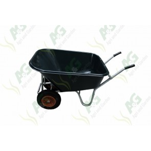Twin Wheel Barrow 200 - 275 Litre Plastic