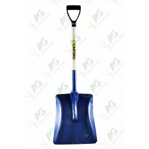 Square Mouth Shovel Pressed Steel