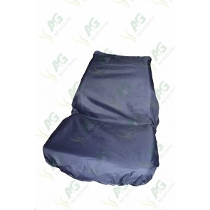 Seat Cover; Tractor Standard Blue