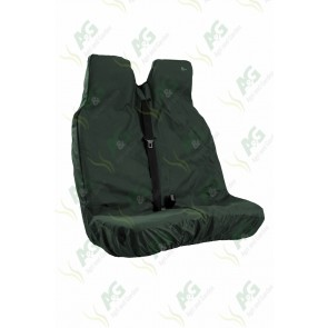Seat Cover; Van Double Green