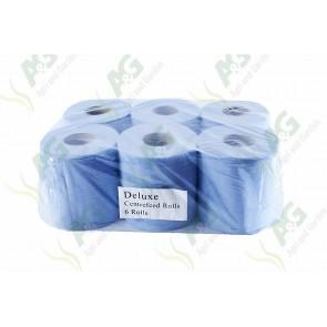 Blue Paper X 6