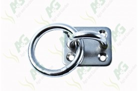 Ring Mount 4 Bolt Stainless Steel 6 X 36mm