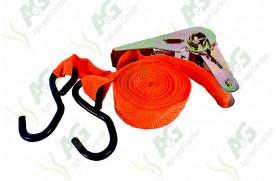 Ratchet Tie Down Strap 1 Ton 15Ft