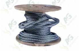 Wire Rope Galvanized - 16 mm - Sold Per Metre
