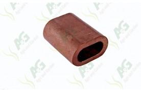 Copper Ferrule 6mm