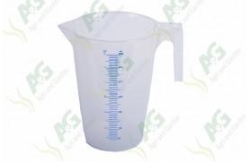 Calibrated Liquid Measure Plastic 3 Litre