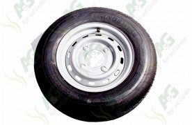 Wheel And Tyre Assembly 165/80/13