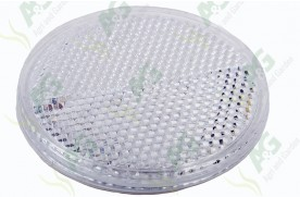 Reflector 60mm Round Clear