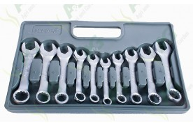 Spanner Set Stubby 10Pc