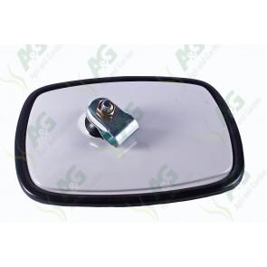Mirror Head 190 X 140mm Flat