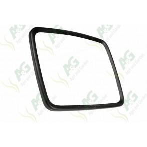 Mirror Head 327 X 197mm Convex