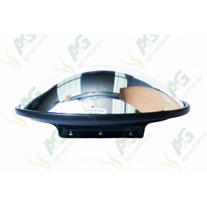 Fish Eye Mirror Head 250 X 320mm