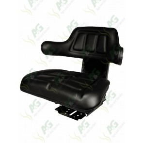 Wraparound Seat - Black