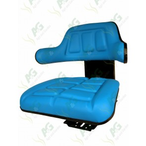Wraparound Seat - Blue