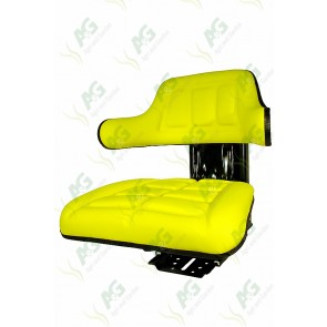 Wraparound Seat - Yellow