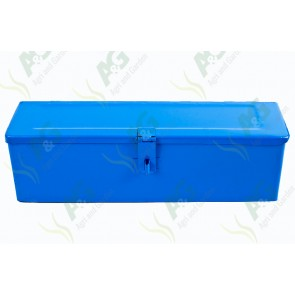 Large Blue Toolbox