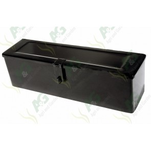 Large Black Toolbox