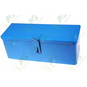 Small Blue Toolbox