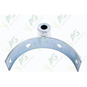 Gate Hanger Half Round Top
